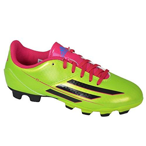 Las zapatillas de fútbol césped F5 TRX pie FG J