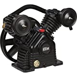 NorthStar Air Compressor Pump 1-Stage, 2-Cylinder, 13.7 CFM @ 90