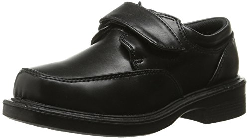 (French Toast Mike Oxford (Toddler),Black,9 M US Toddler)