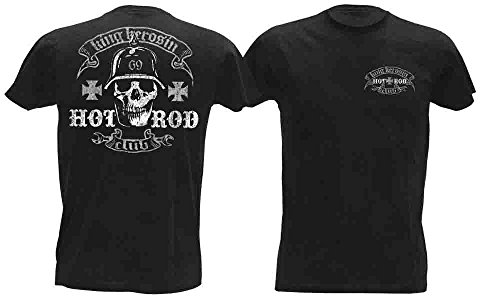 King Kerosin T-Shirt Hot Rod Club
