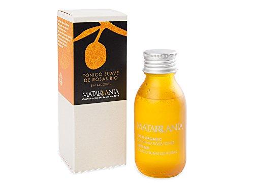 Matarrania – Tónico facial suave de Rosas Matarrania, 100 ml