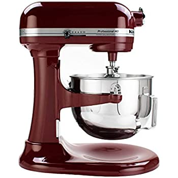 Amazon Com Kitchenaid Kg25h0xcm Professional Hd Series