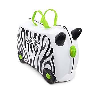 Trunki Zebra Zimba Ride On Suitcase