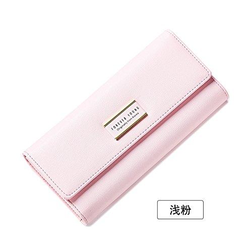 light pliage monnaie à Lady à Sac main main pink à sac main Burenqi de et sac porte R61xZqn