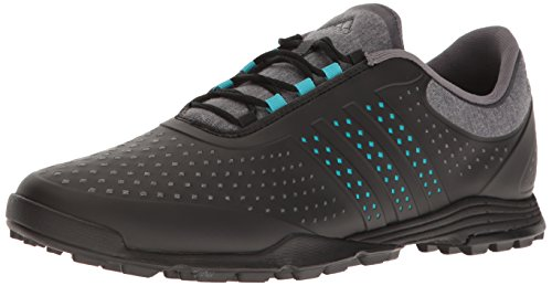 adidas Women's Adipure Sport Golf Shoe, Grey, 7 M US
