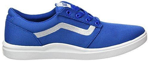 Vans Mn Chapman Lite, Zapatillas para Hombre Azul (Mesh)