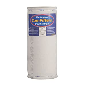 Can 100 Carbon Filter With Prefilter, Flange Sold Separately