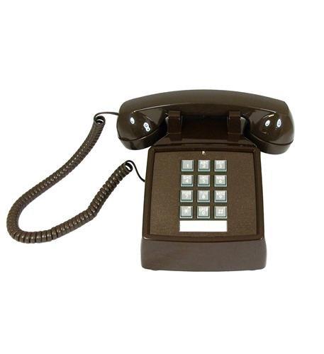 250045-VBA-20M Desk w/ Volume - Brown