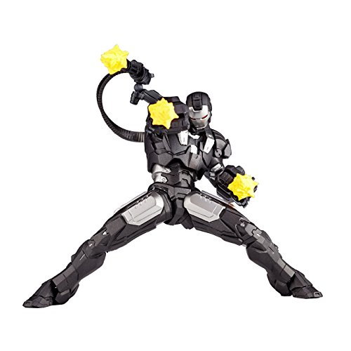 "Revolmini Iron Man 2 War Machine 4"" Action Figure RM006"
