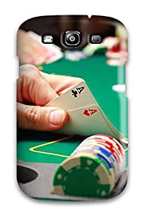 New Fashion Case Cover For Galaxy S3 Poker