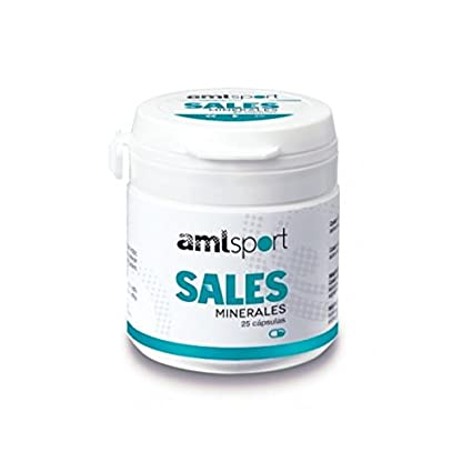 AML Sport Sales Minerales - 25 Cápsulas