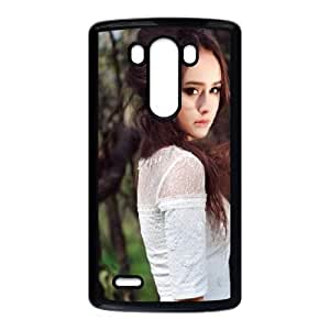 Celebrities Debora Silva LG G3 Cell Phone Case Black phone component AU_555483