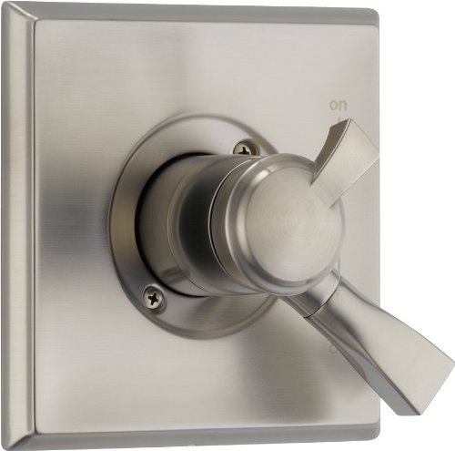 Delta T17051-SS Dryden Monitor 17 Series Valve Trim Only, Stainless - Dryden Series