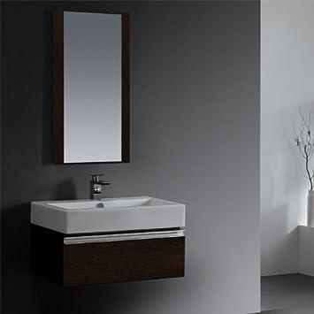 walnut black inlay floors pin marble border sconces vanity shade bathroom