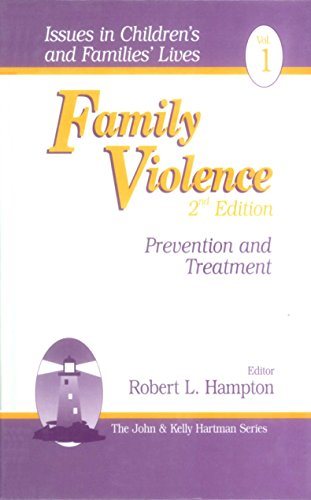 Download Family Violence: Prevention and Treatment (Issues in Children's and Families' Lives) Pdf