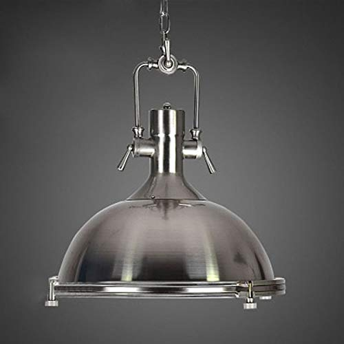 Industrial Nautical Style Single Pendant Light - LITFAD 16