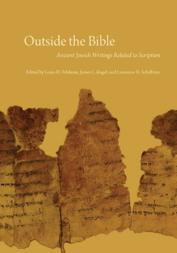 (Outside the Bible, 3-volume set: Ancient Jewish Writings Related to Scripture)