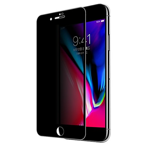Yutang Explosion Proof Full Cover Film Privacy Anti-Spy Screen Protector(for iPhone 8/8Plus) by Yutang (Image #8)