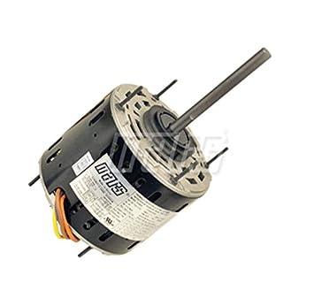 amazon com mars 10583 1 4hp 115v furnace blower motor home & kitchen on HVAC Fan Motor Wiring Diagram for mars 10583 1 4hp 115v furnace blower motor at Magnetek Century Motor Wiring Diagram
