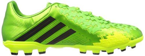 adidas Predator Absolado LZ Traxion AG - Zapatos de fútbol de material sintético hombre Ray Green F/Electricity/Black 13
