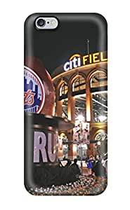 Fashionable Style Case Cover Skin For Iphone 6 Plus- New York Mets