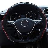 vw r steering wheel - D Steering Wheel Covers - Fit D Type Steering Wheel Cover 14.5