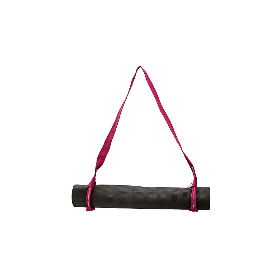 FiveFourTen Yoga Mat Strap for Carrying Yoga Mats of Any Kind & Size. Replaces Yoga Mat Bags and Prevents Bacteria Growth. 1 Tree Planted with Every Strap