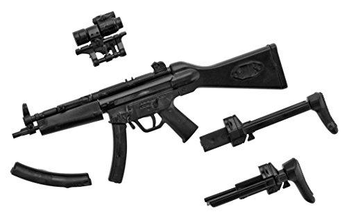 Tomytec Little Armory LA033: MP5A4/5 Type Plastic Model Kit ()