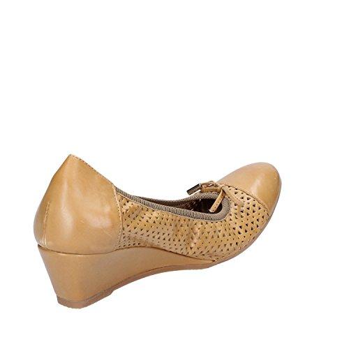 Calpierre Marrone cuoio Women's Loafer Flats Rrq7Rw