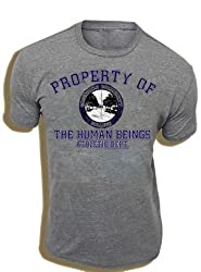 Property of The Human Beings Athletic Department Shirt