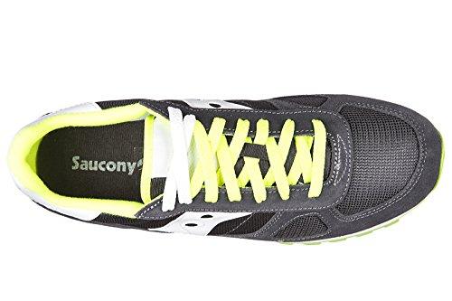 Saucony Shadow Original - Zapatillas de Running para Asfalto Unisex adulto GRIS