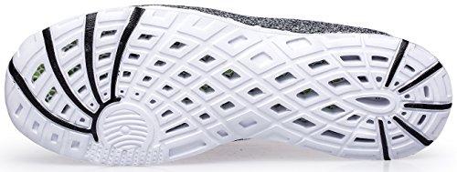 TIANYUQI Men's Mesh Slip On Water Shoes by TIANYUQI (Image #5)