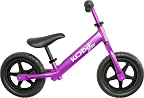 Kobie Junior Balance Bike Purple
