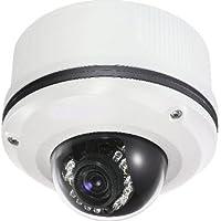 Toshiba IK WR12A - Network camera - dome - vandal / weatherproof ( Day&Night ) - vari-focal - 10/100, 10Base-T - MPEG-4