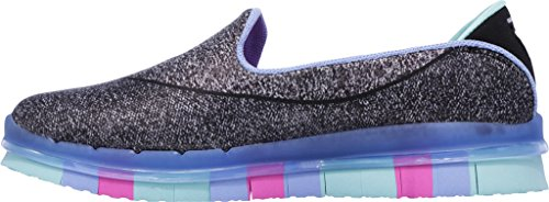 Skechers 'GO FLEX Paseo Slip On, Negro / Multi