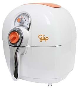 Glip AF800 Oil-Less Air Fryer, White