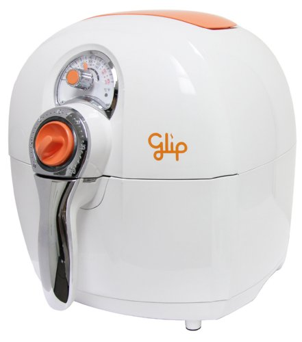 Glip AF800 Oil-Less Air Fryer, White