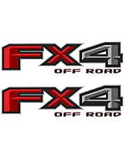 FX4 Off Road Decals for Ford F150 Truck Super Duty Stickers (2015-2018)