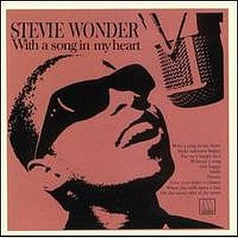 Price comparison product image Stevie Wonder - With A Song In My Heart - Motown - 230 15 051
