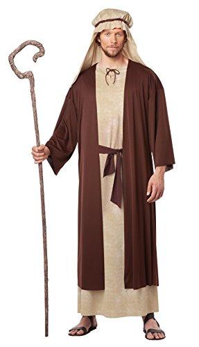 California Costumes Men's Saint Joseph Adult, Tan/Brown, X-Large - http://coolthings.us