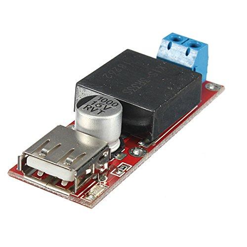 Ils - DC 7 V-24V DC 5V 3A USB Output Converter Step Down Modul KIS3R33S I LOVE SHOPPING