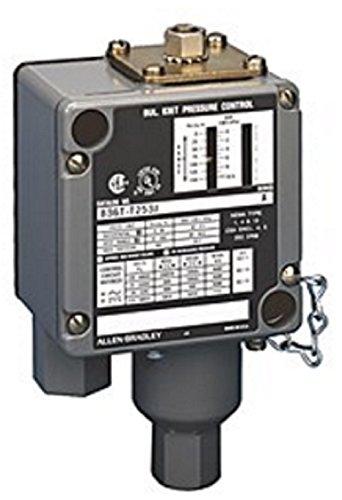 ALLEN BRADLEY 836TT253JX19 SERIES A PRESSURE CONTROL 836TT253JX19 Series A by Allen-Bradley