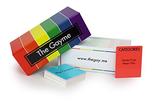 The Gayme: An LGBT Party Game by The Gayme