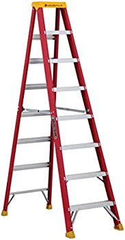Louisville Ladder 8-Feet Fiberglass Stepladder