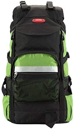 BAJIMI バッグ女子学生のコンピュータバッグ荷物旅行旅行バッグクライミングアウトドアリュックメンズバックパック大容量 (Color : 45L)