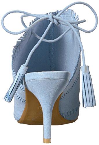 Brinley Co Womens Hollis Pump Blue WpBZhUoH
