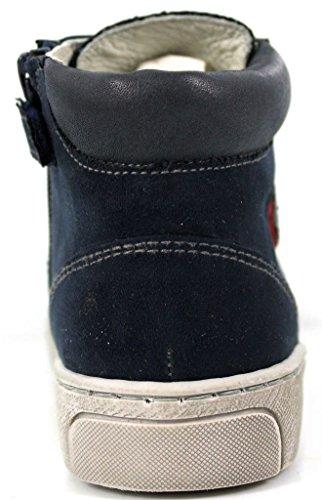 Nero Giardini Junior A433320M Zapatos Polacchino 25-39 Niño Cremallera