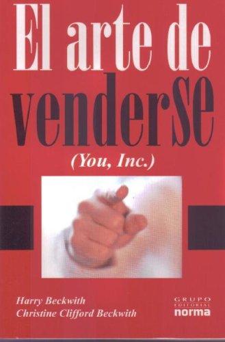 Download El Arte de Venderse/ The Art of Selling Yourself (Spanish Edition) PDF ePub ebook