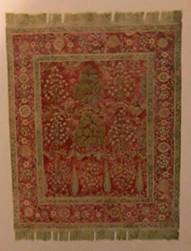 - 1910 Antique Persian Rugs color illustrations
