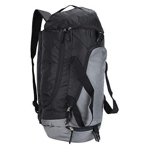 Novex Fusion Travel Bag Cum Rucksack   Hiking Bag   Trekking Bag   Rucksack Bag   Travel Bag  Grey